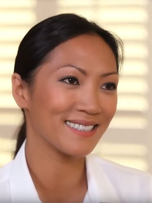 Catherine Tran, International Spa Training Manager L'Occitane en Provence