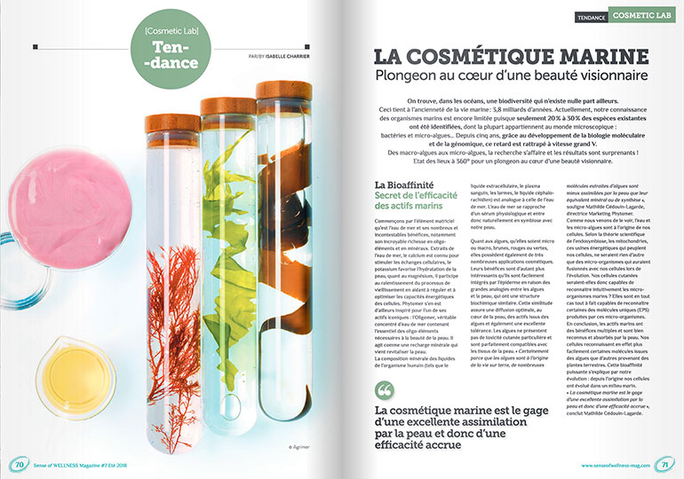 sow mag 7 double page cosmetic lab 770