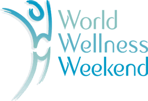 world wellness weekend logo