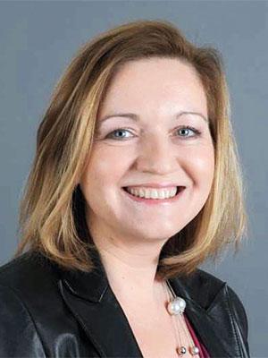 CAROLINE LEBOUCHER Directrice générale d'Atout France