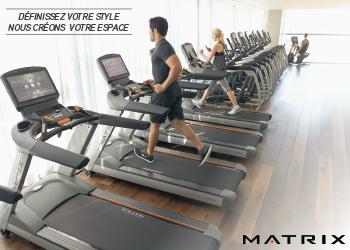 Matrix, une expérience éclairée du fitness