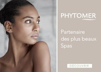 Phytomer - Partenaire des plus beaux Spas
