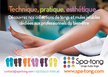 Spa Tong - Tong Mules et linge jetable