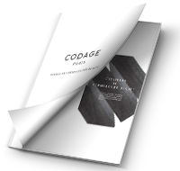 codage paris catalogue couv