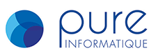 pure informatique logo