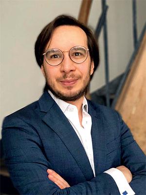 Arnaud Faucher directeur de Hotel & Restaurant Meetings