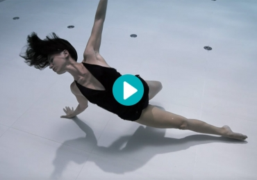 Danseuse apnéiste Julie Gauthier SEA ART