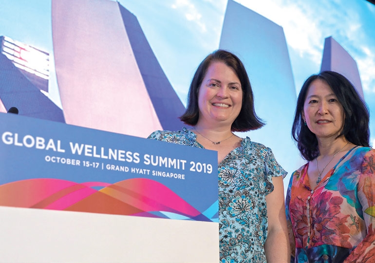 GLOBAL WELLNESS INSTITUTE Zoom sur le rapport « Move to be Well »