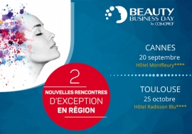 Les BEAUTY BUSINESS DAYS reviennent pour une reprise au top !