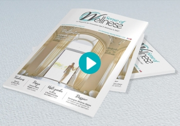 L'édition PRINTEMPS de Sense of WELLNESS Magazine en vidéo