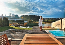 Thermes Geinberg Spa Resort, visite guidée du Spa alpin le plus exclusif d'Autriche