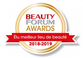 Inscription au Beauty Forum Awards 2018-2019