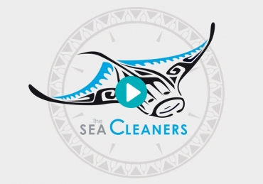 Sea cleaner, Omnisens agit contre la pollution du plastique