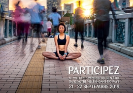 Participez gratuitement à la 3e édition du World Wellness Weekend