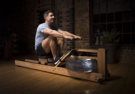 WaterRower : un rameur unique devenu culte