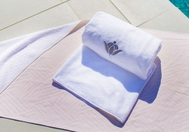 RKF Luxury Linen repense le design des foutas