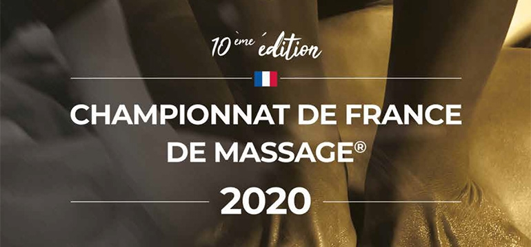 Championnat de France de Massage®