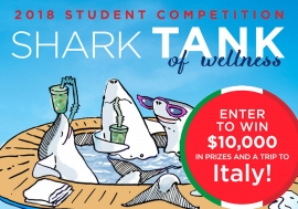 INSCRIPTIONS RECORD pour Shark Tank of Wellness 2018 au GWS