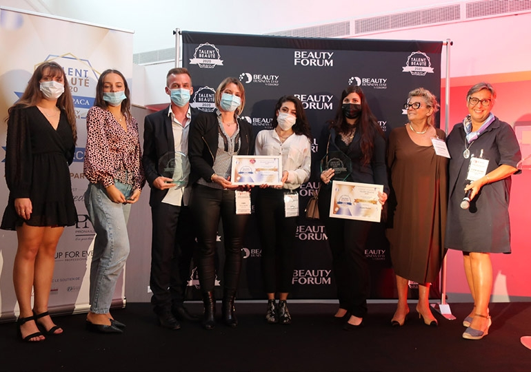 Succès au RDV des BEAUTY BUSINESS DAYS à Cannes
