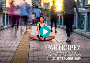 Participez au World Wellness Weekend, les 21 et 22 septembre 2019