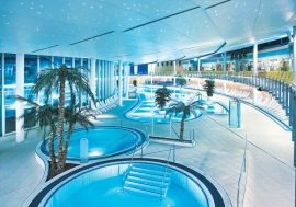 L'Univers Wellness des Thermes Geinberg Spa Resort