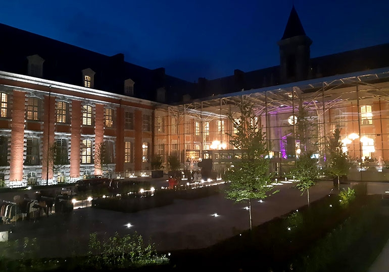 L'inauguration du Royal Hainaut Spa & Resort avec Omnisens