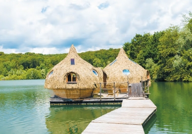 Coucoo, pionnier de l'éco-tourisme Wellness en France